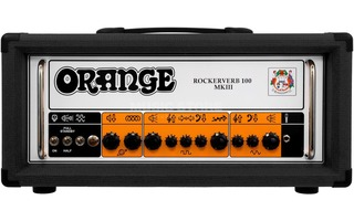 Imagenes de Orange ROCKERVERB 100H MKIII BLK