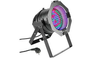Cameo PAR 56 CAN - 108 x 10 mm LED PAR Can RGB Negro
