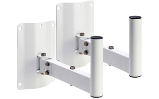 Pack: Pareja soporte pared de altavoz Adam Hall  SMBS 5W color blanco