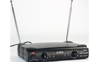 Imagenes de Party & Light Sound PARTY-200UHF