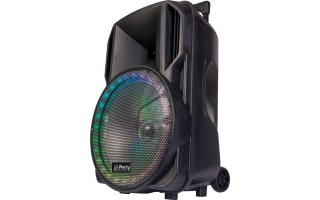 "Imagenes de Party Light & Sound 12 RGB - Altavoz portable 12"" - Iluminación LED RGB"