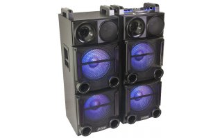 Party Light & Sound Party Box 412