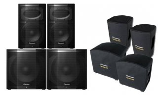 Pioneer Audio XPRS 10 Pack
