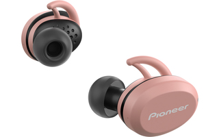 Pioneer SE-E8TW Rosa - Auriculares InEar Deportivos Bluetooth