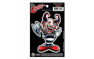 Planet Waves Ax Clown
