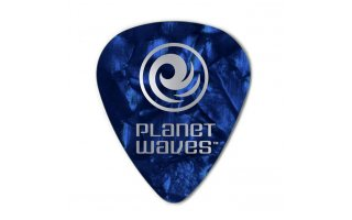 Planet Waves Blue Pearl Celluloid medium
