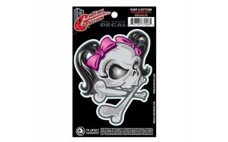Planet Waves Ribbon Skull