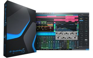 PreSonus Studio One 5 Upgrade (desde artist)