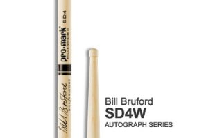 Pro Mark SD4W Bill Bruford