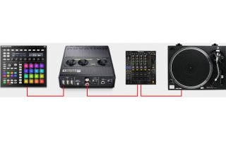 Imagenes de Novation Audiohub 2x4