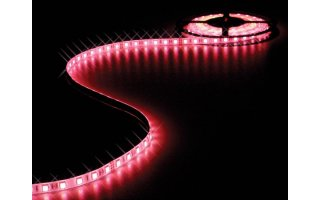 Cinta de LEDs flexible - RGB - 150 LEDs - 5m - 12V