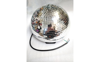 REACONDICIONADO -  Showtec Half-mirrorball 30 cm - Stock B