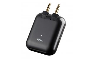 RHA Wireless Flight Adapter - Transmisor de audio universal Bluetooth 5
