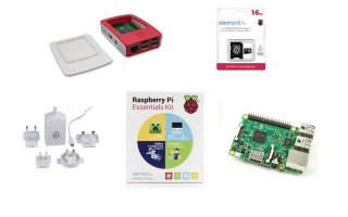 The Raspberry Pi 3 Essentials Kit