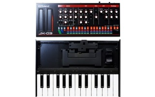 Roland Boutique JX-03 + K-25M