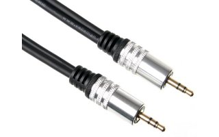 PAC206C050 - jack 3,5 stereo a jack 3,5 stereo  - 5 metros