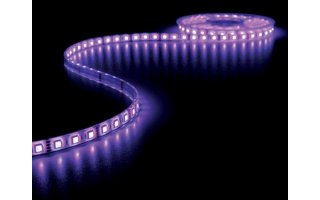 CINTA DE LEDs FLEXIBLE - RGB - 300 LEDs - 5m - 12V