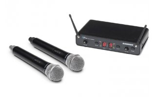 Samson Wireless CONCERT288 CL6 DUAL (I)