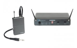 SAMSOM Wireless CONCERT88 GUITAR/BASS (D)