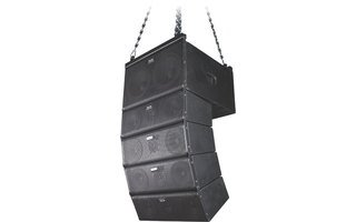 Sistema compacto LINE ARRAY biamplificado