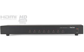 Imagenes de Distribuidor HDMI 1x8 (1 entrada x 8 salidas)
