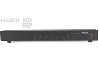 Distribuidor HDMI 1x8 (1 entrada x 8 salidas)