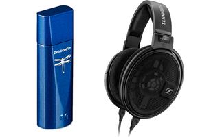Sennheiser HD 660s + AudioQuest DragonFly Cobalt