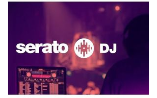 SERATO DJ SCRATCH CARD