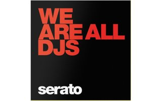 "Serato Performance Series Negro 10"" We are all DJs (Pareja)"