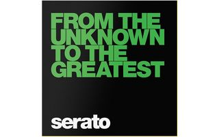 "Serato Performance Series 10"" Black From The Unknow"