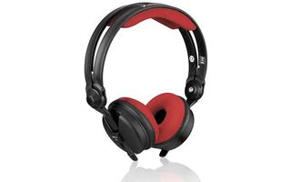 Set Almohadillas Sennheiser HD 25 - Rojo Teddy