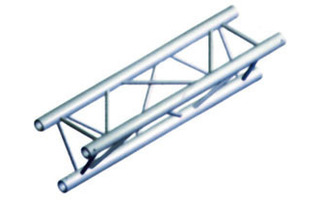 Showtec Deco Truss estructura triangular 32mm - 1M longitud