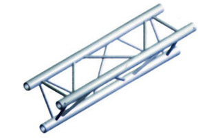 Showtec Deco Truss estructura triangular 32mm - 3M longitud