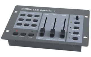 LED Operator 1 Showtec