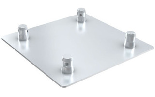 Showtec Truss base de sujeción macho plata GQ30BP2