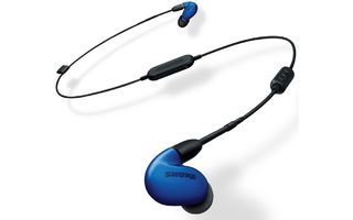 Shure SE 846 Azul + BT1 - Bluetooth