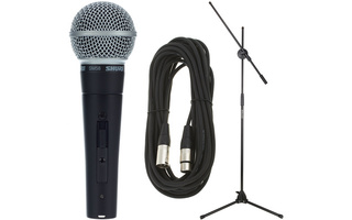 Shure SM58 Quality Bundle