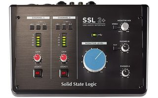 Solid State Logic SSL2+ Plus
