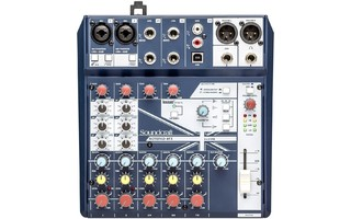 SoundCraft Notepad 8FX - Stock B
