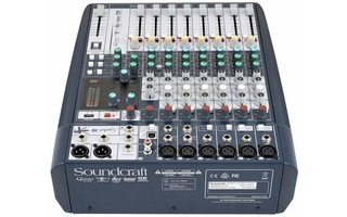 Imagenes de SoundCraft Signature 10