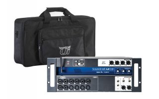 SoundCraft UI 16 + GiG Bag - Maleta oficial