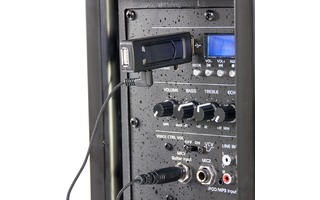 Imagenes de Party Light & Sound WM-USB - Micrófono USB UHF