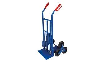 Carretilla de mano para escalera con 6 ruedas qt124 for Carretilla dos ruedas mano