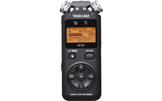 tascam dr 05 how to use