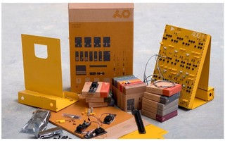 Imagenes de Teenage Engineering PO Modular 170 + PO Modular 400