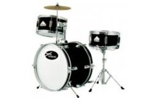 Tribal TJD 4B - Bateria Junior (Negro)