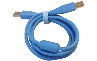 DJTechTools Chroma Cable Azul - Recto