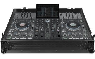 UDG U91069BL - ULTÍMATE FLIGHT CASE DENON DJ PRIME 4 BLACK PLUS (W)