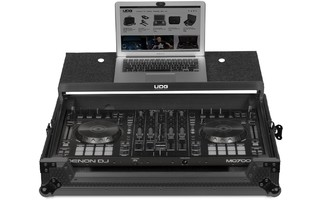 UDG FlightCase Denon MC 7000 Black Plus Laptop