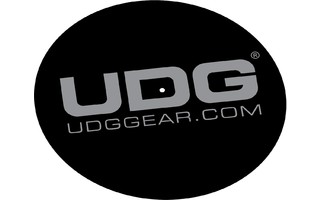 UDG Slipmat SET Black/Silver